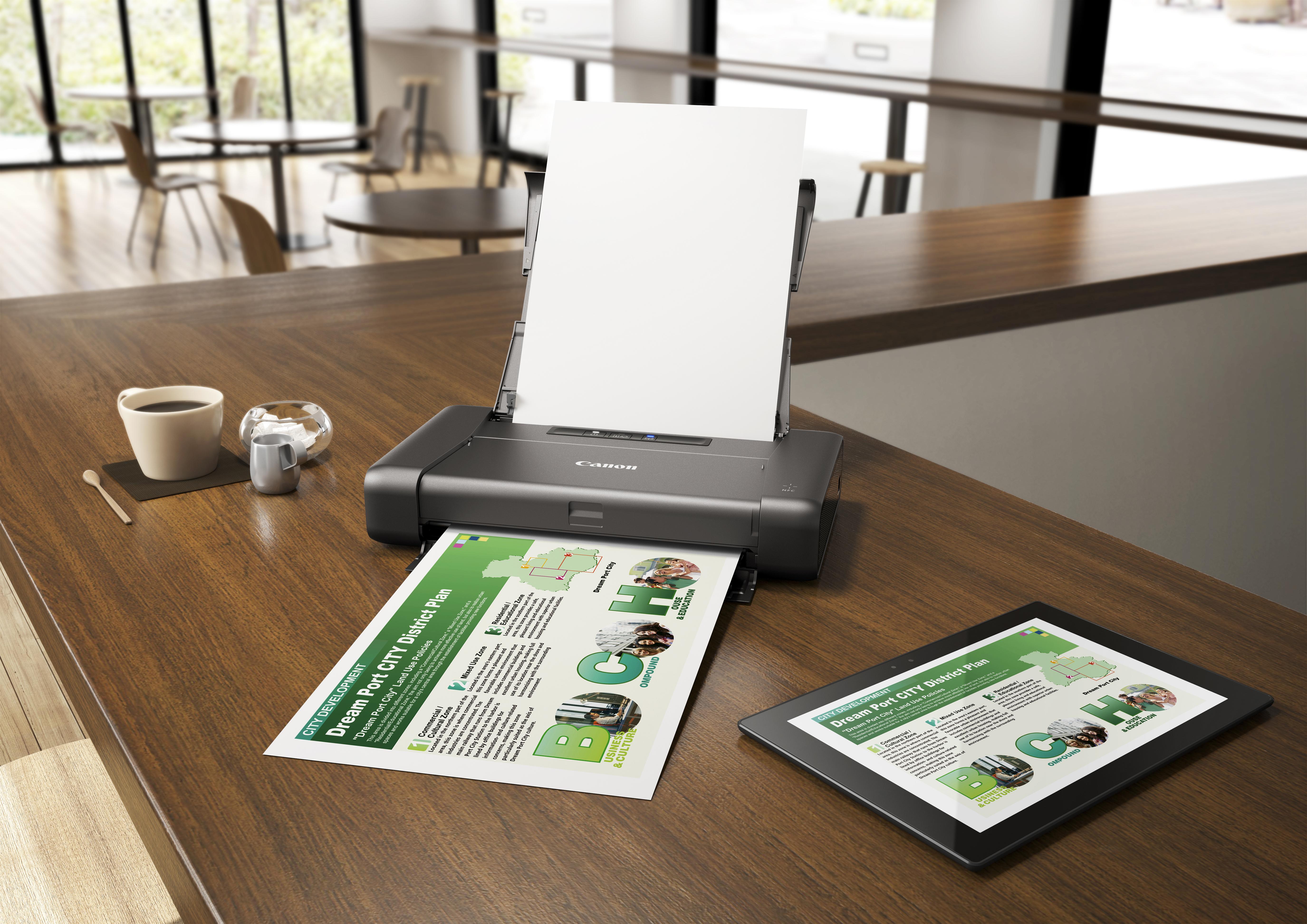 Inkjet Printers - PIXMA iP110 - Canon Philippines