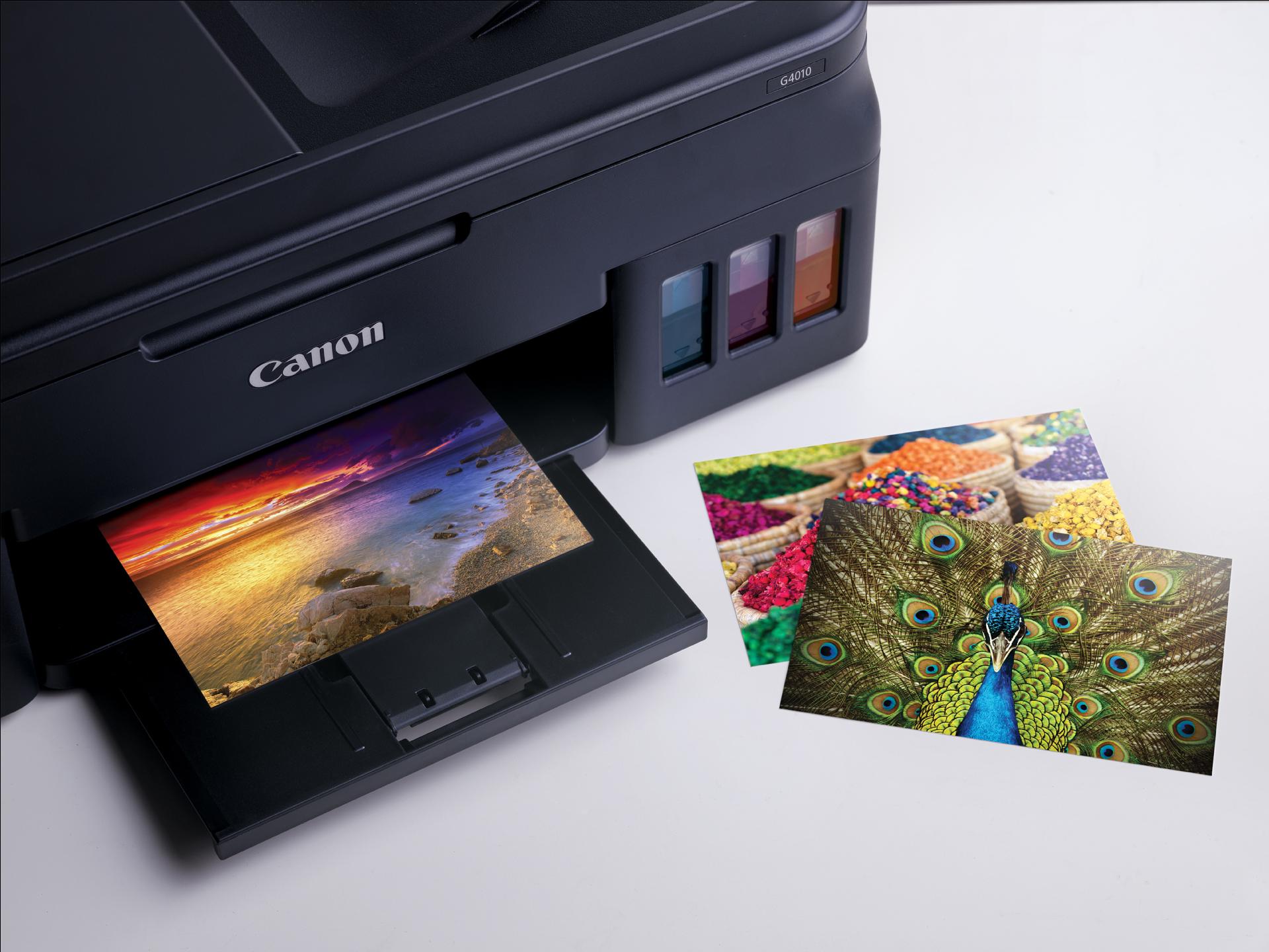 Supports Borderless Printing