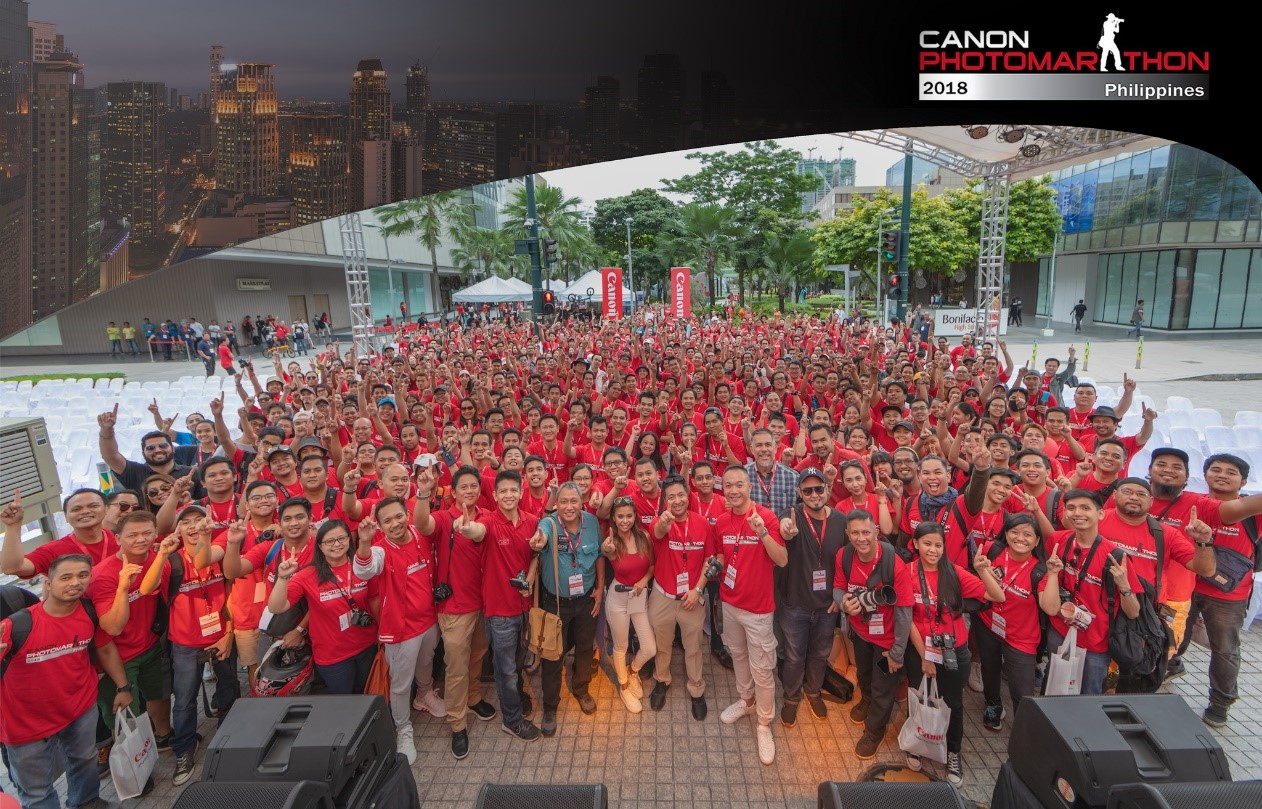 Filipino photographers create lasting impact at Canon