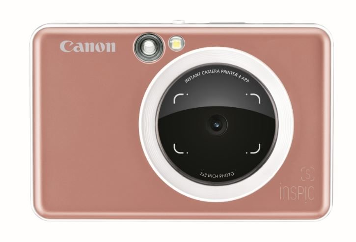 Canon introduces NEW instant cameras that can shoot & print while on the move