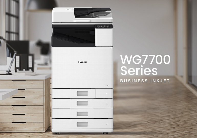 Have aQuestion on our WG Series Business Inkjet Printer?