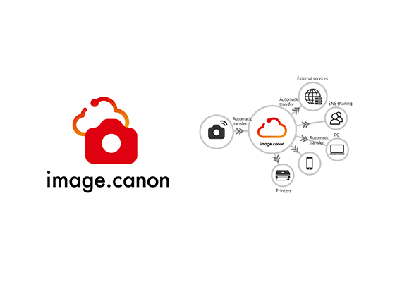 Canon Launches image.canon,  a New Camera Cloud Platform