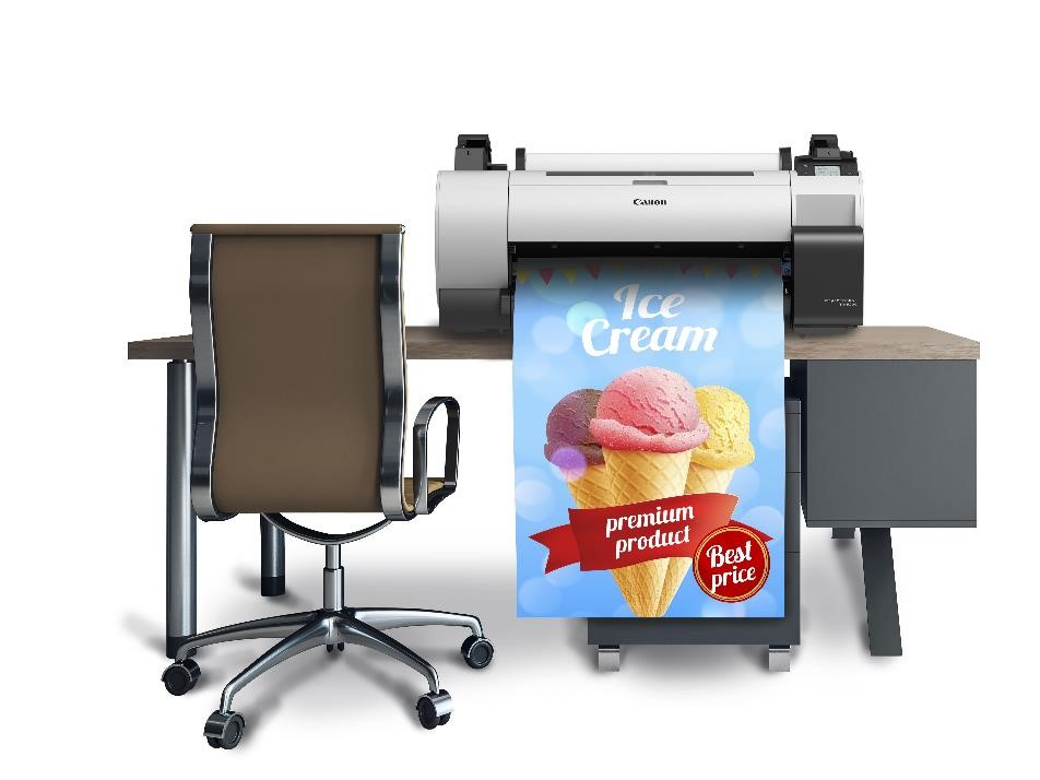 Boost Your Design and Creative Needs with Canon's imagePROGRAF TA Series and PosterArtist Lite