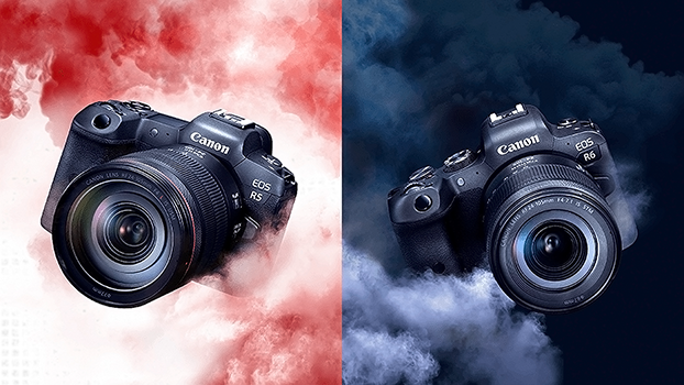 ​​​Canon Raises Videography Bar with Its Two New EOS R-series Full-Frame Mirrorless Cameras