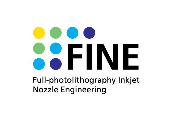 FINE Print Head logo