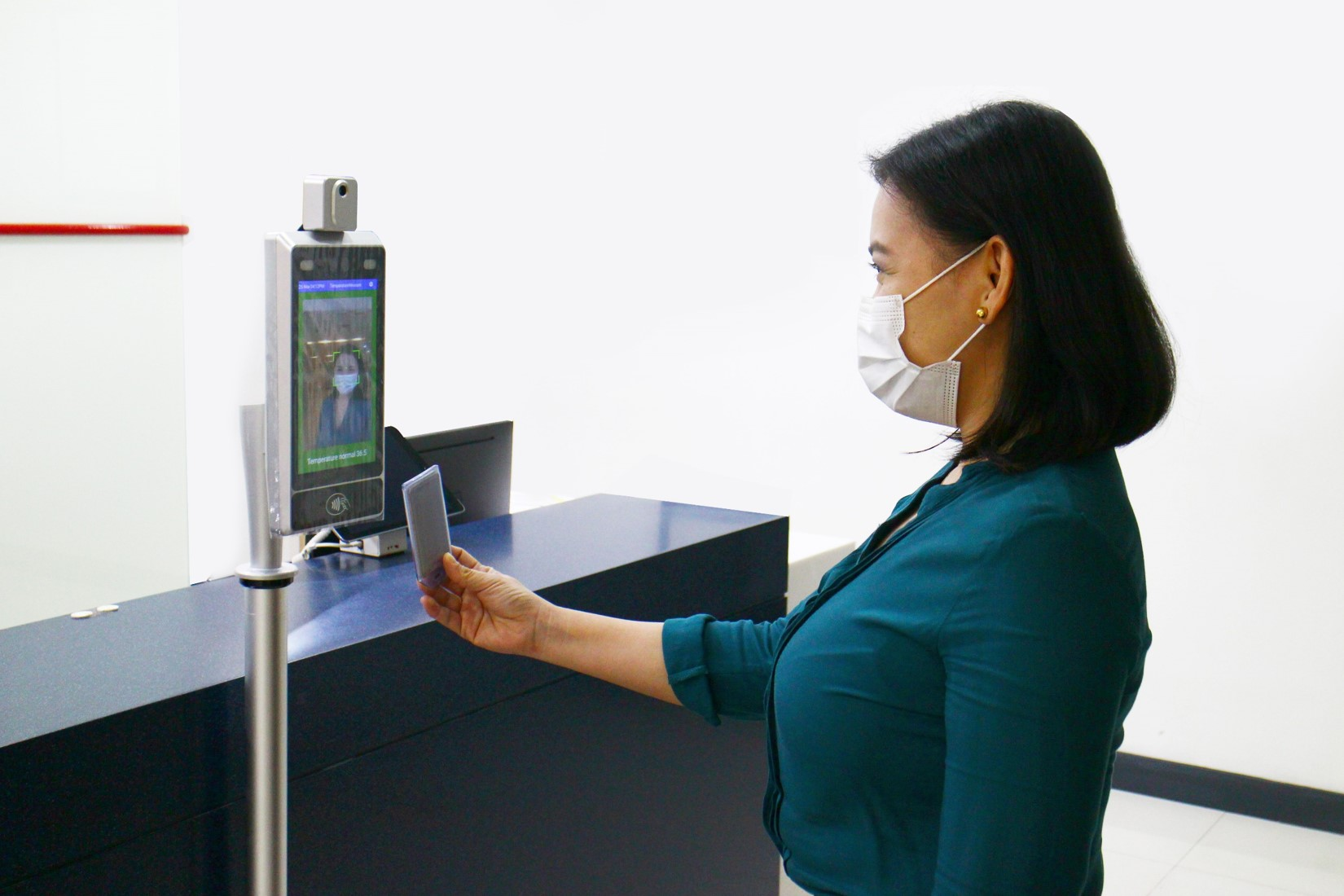 Canon Cements World-Class Tech and Business Solutions with Facial Access Control Temperature System (FACTS)
