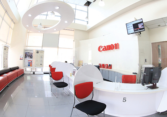 Canon Philippines earns Gold Bagwis Award for 10th consecutive year, recognized for its exceptional after-sales service