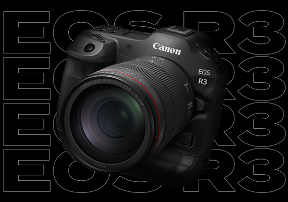 Canon Announces Development of the EOS R3 Full-frame Mirrorless Camera that Delivers High Speed, High Sensitivity and High Reliability to Expand Users' Range of Photographic Possibilities